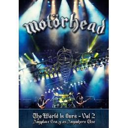 The World Is Ours - Vol 2 - Anyplace Crazy As Anywhere Else [DVD Amaray] [2012]